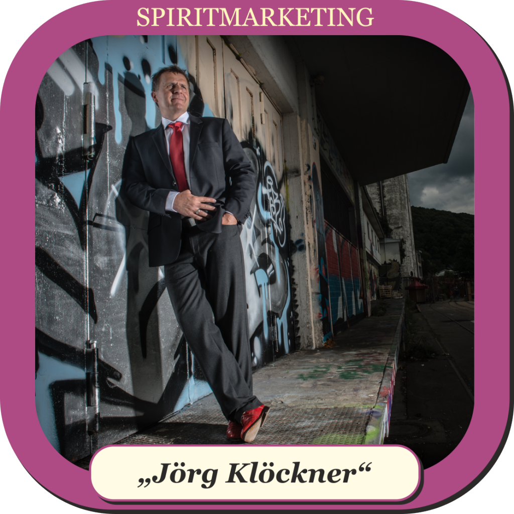 SPIRITMARKETING - Jörg Klöckner (Inhaber SPIRIT MARKETING) - Kontakt