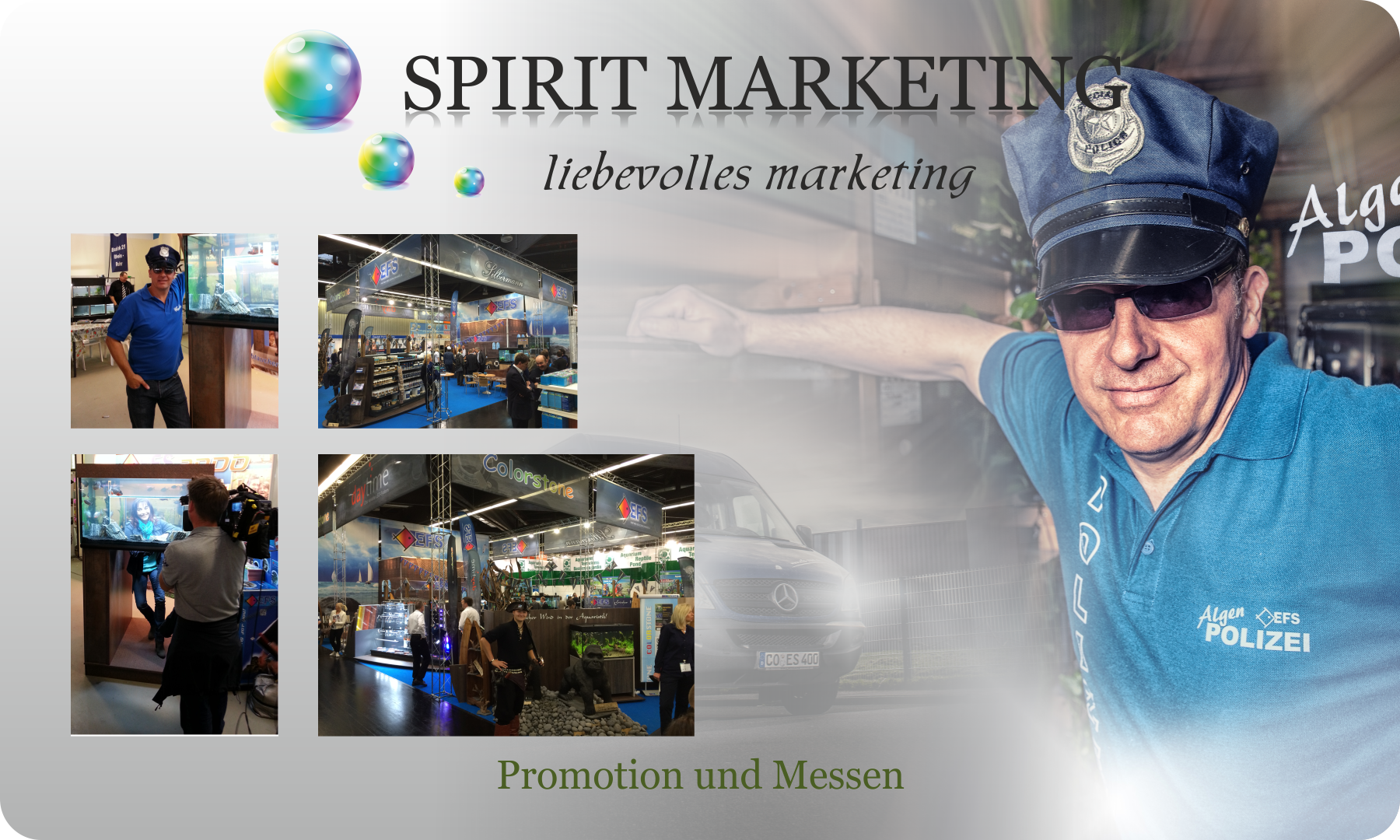 SPIRIT MARKETING - Promotion und Messen