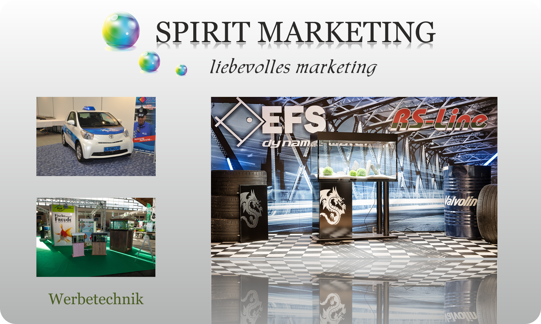 SPIRIT MARKETING - Werbetechnik
