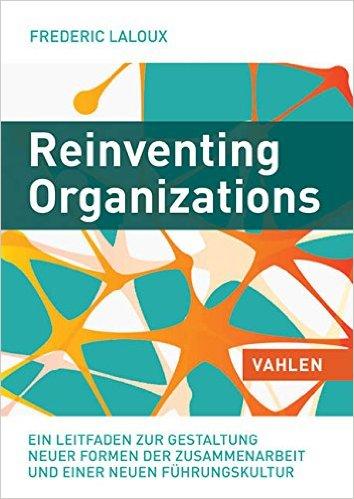 SPIRITMARKETING Buchtipp - Reinventing Organization