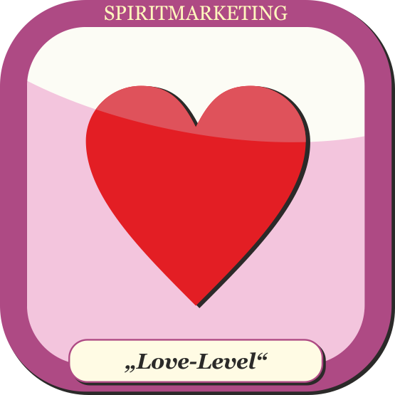 SPIRIT MARKETING - 8 Schlüssel - Love Level