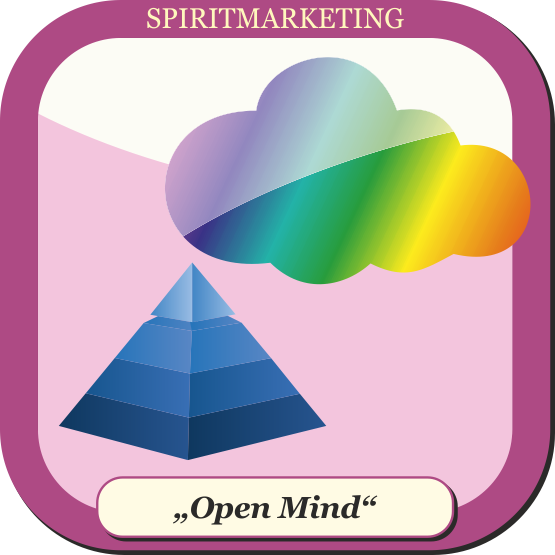 SPIRIT MARKETING - SPIRIT Schlüssel - Open Mind