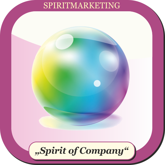 SPIRIT MARKETING - SPIRIT Schlüssel - Spirit of Company