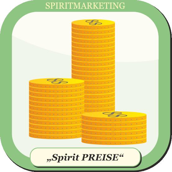 SPIRITMARKETING - Unsere Preise