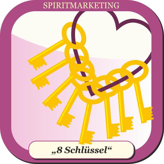 SPIRIT MARKETING Konzept - 8 SPIRIT Schlüssel