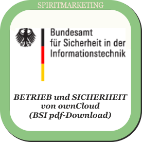 Spirit Marketing - BSI Broschüre ownCloud
