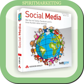 SPIRIT MARKETING - SOCIAL MEDIA Fachbuch