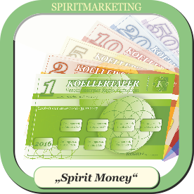 SPIRIT MARKETING - Spirit Money