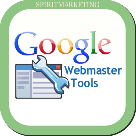 SPIRIT MARKETING - Google Webmaster Tool