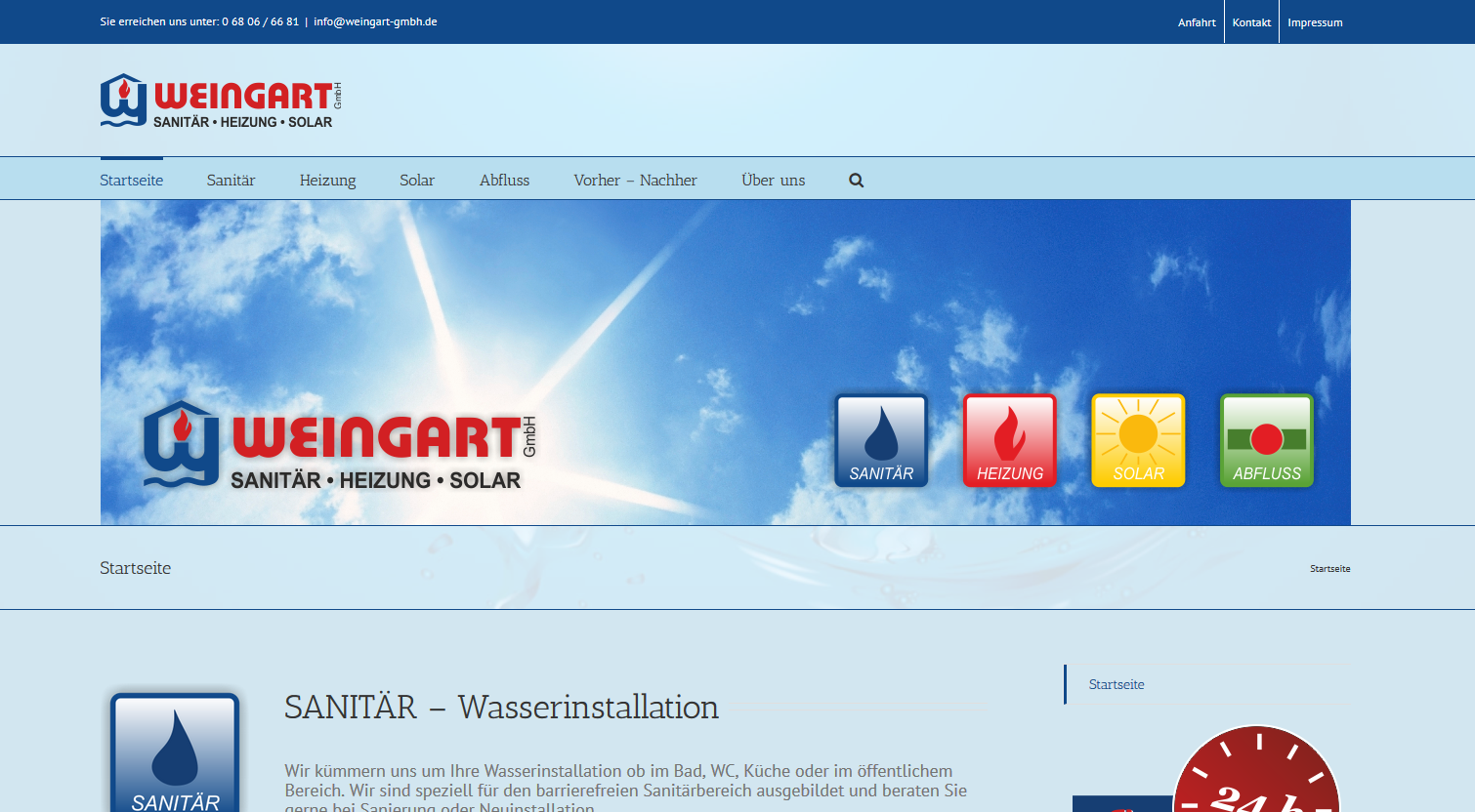 SPIRIT MARKETING - Spirit Webdesign - Weingart GmbH
