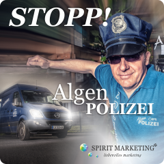 SPIRIT MARKETING - STOPP Algen Polizei - Coaching Referenzen