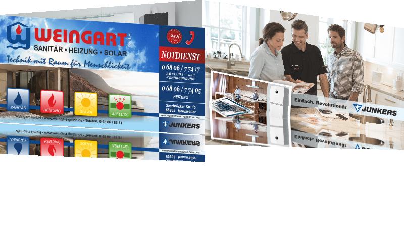 Selfmailer - Weingart GmbH - Kundenkommunikation für Stammkunden