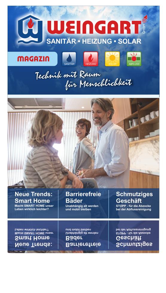 Weingart Magazin No 1