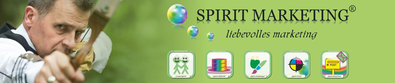 SPIRITMARKETING - liebevolles marketing