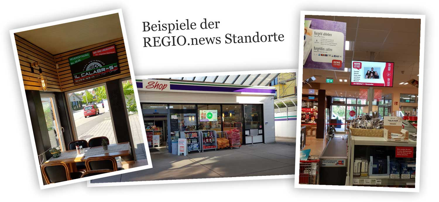 SPIRIT MARKETING - REGIO.news Standorte