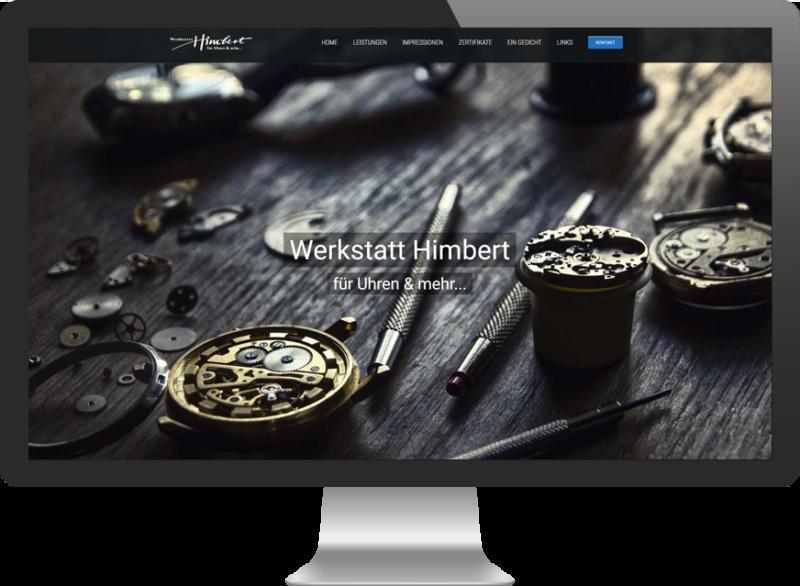 Webdesign mit WordPress von SPIRIT MARKETING